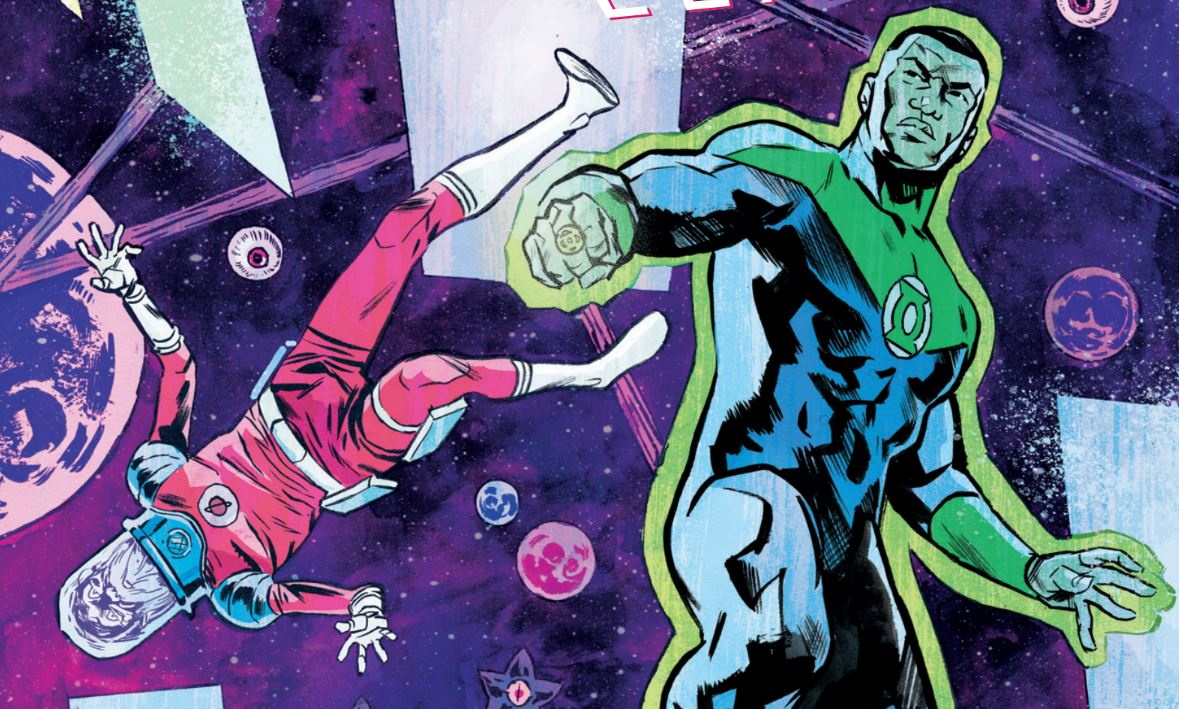 Black Hammer/Justice League: Hammer of Justice! #2 review: finding their way