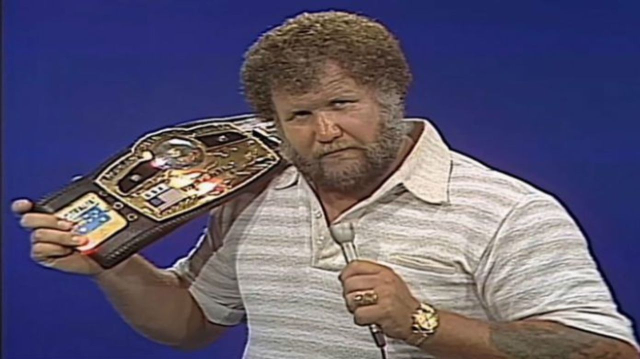 Harley Race is an important part of my wrestling memories.