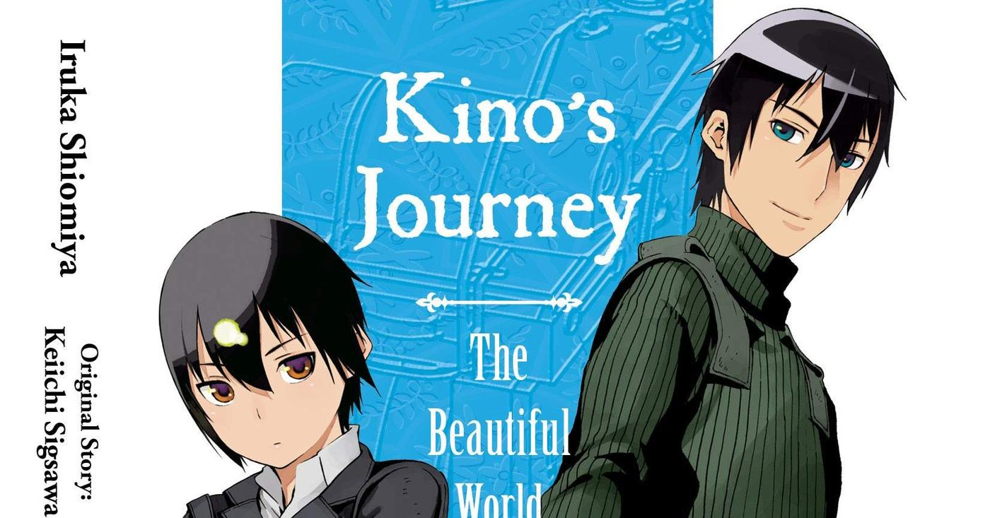 Kino's Journey: The Beautiful World Vol. 3 Review