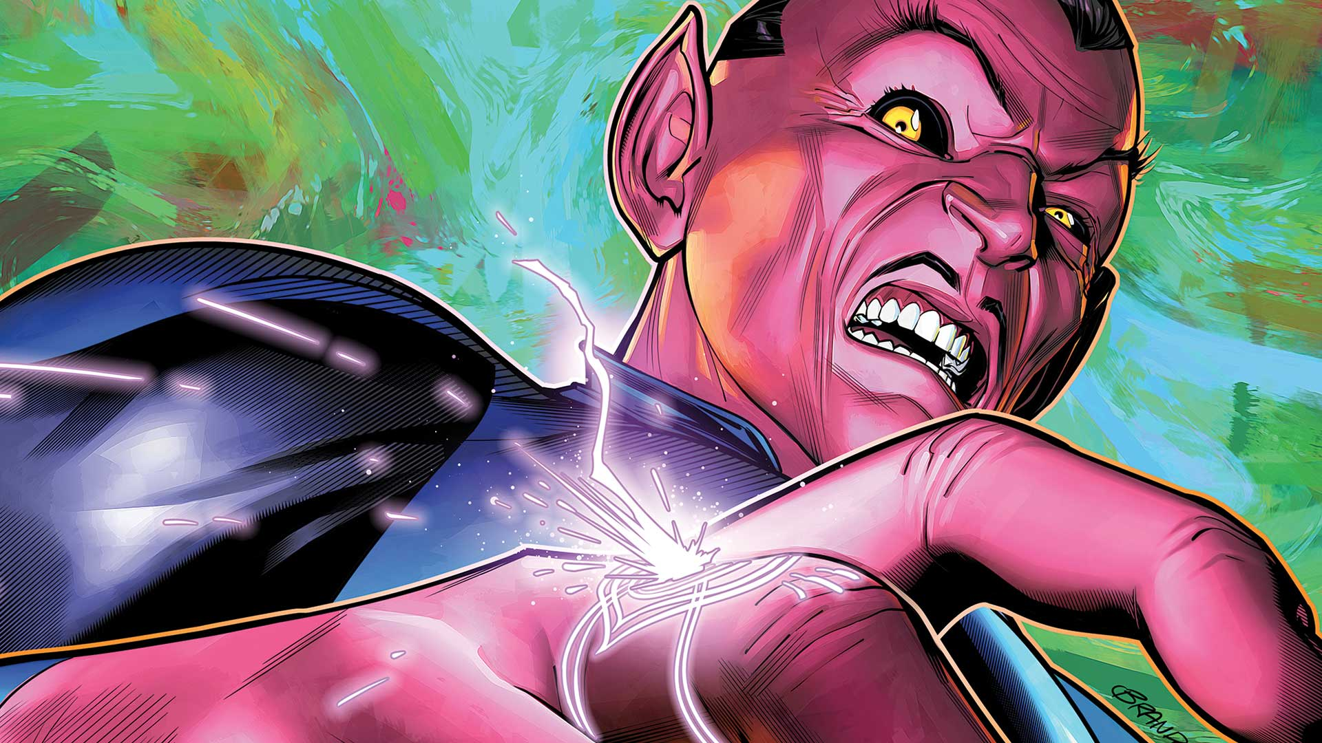Sinestro: Year Of The Villain #1 review: Power