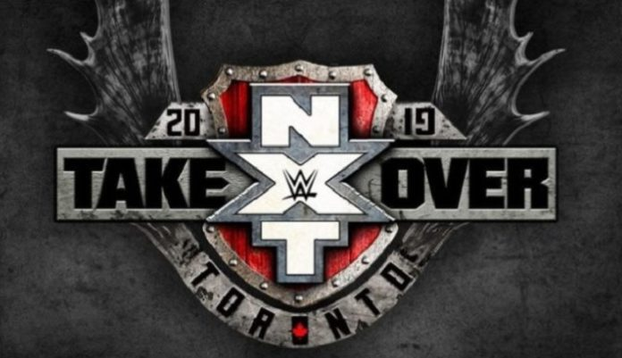 WWE NXT TakeOver: Toronto results