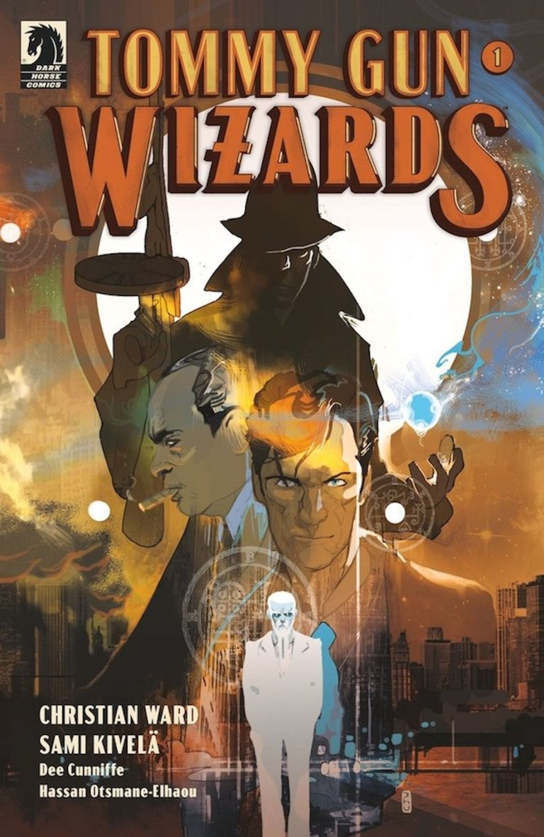 Tommy Gun Wizards #1 Review: An Unlikely Combination