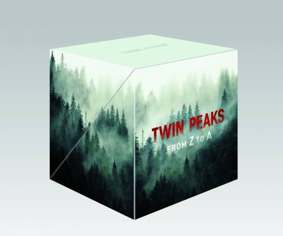 'Twin Peaks: From Z to A' is the go-to collection for all your 'Twin Peaks' needs