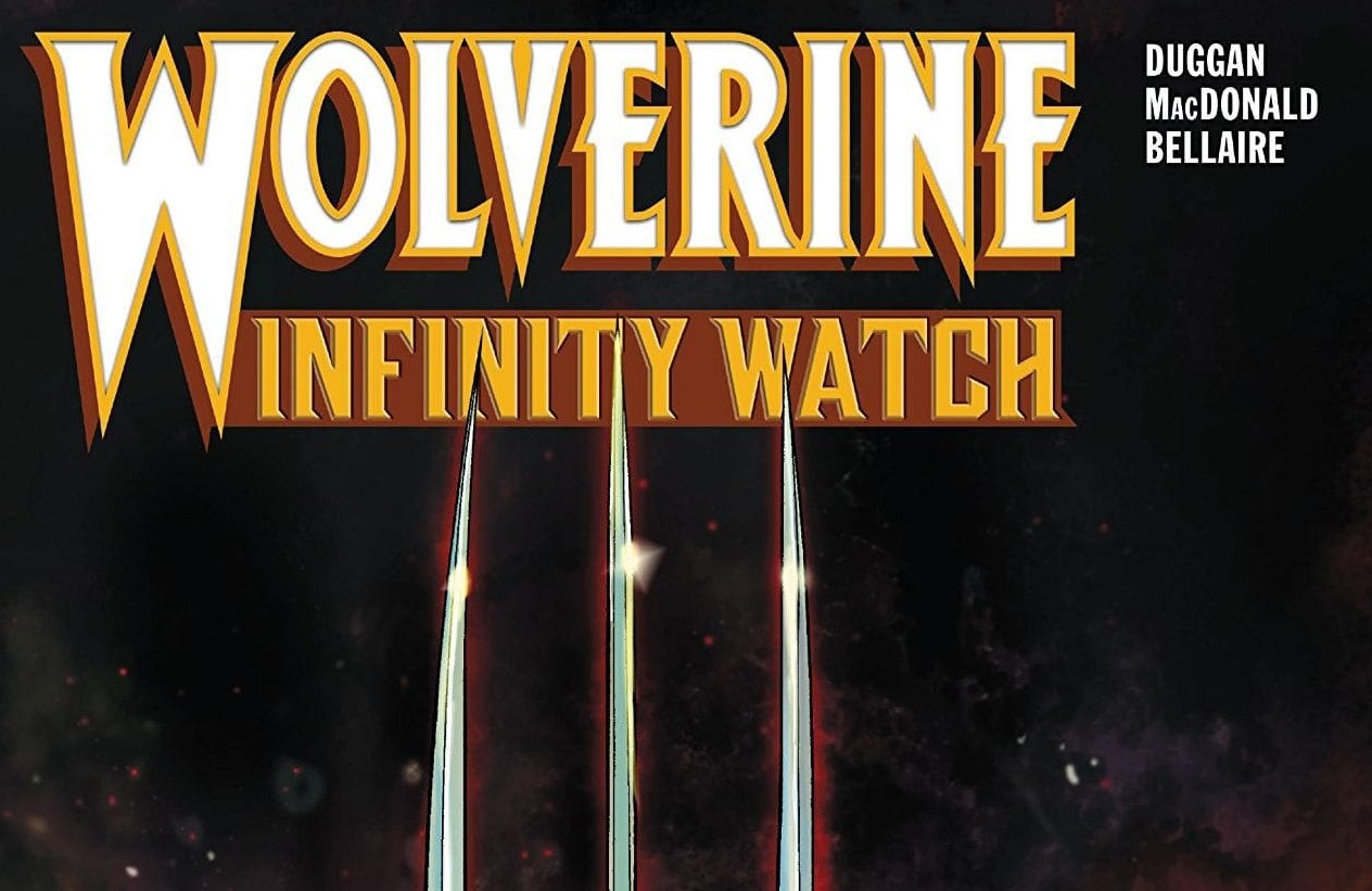 'Wolverine: Infinity Watch' review: one out of six ain't bad?