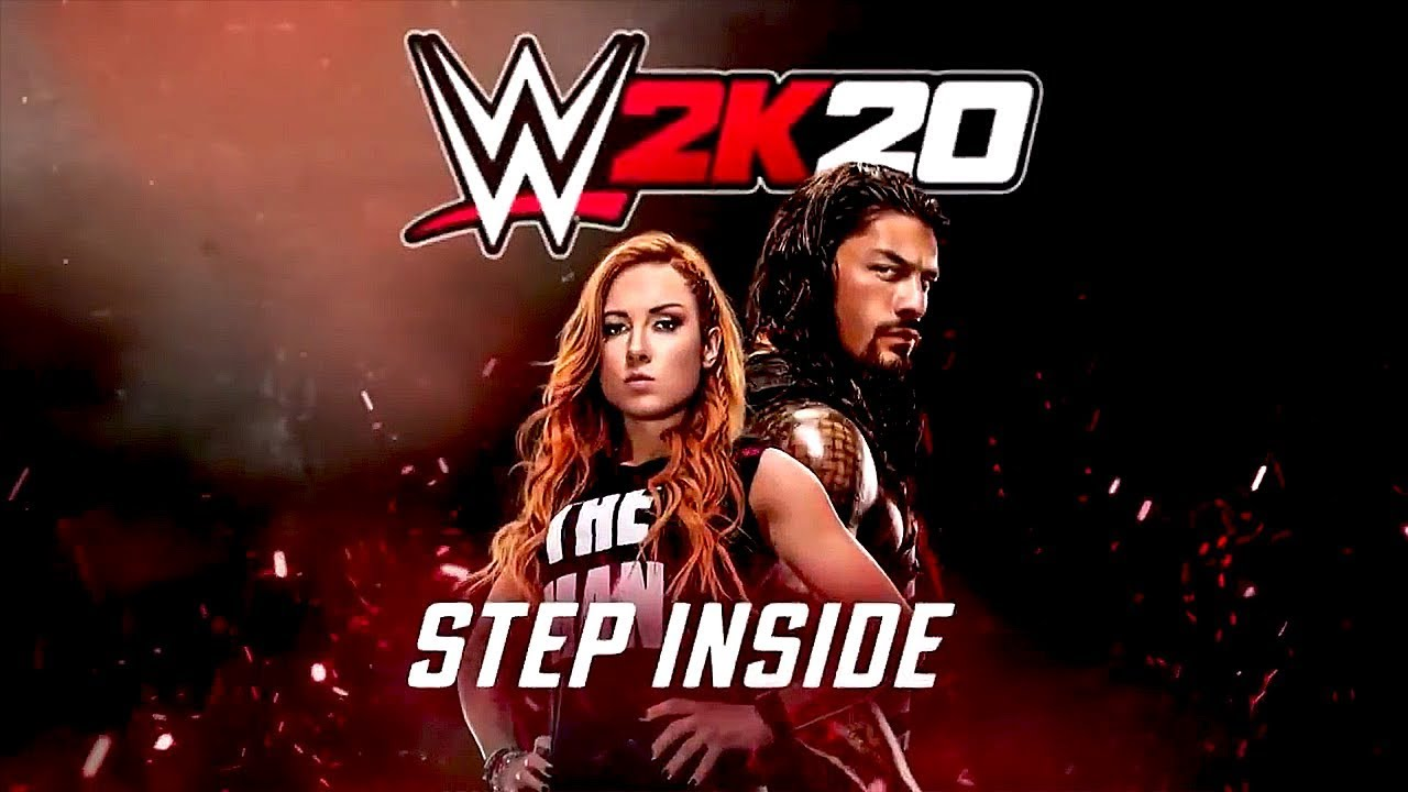 WWE 2K20 cover stars revealed in first trailer