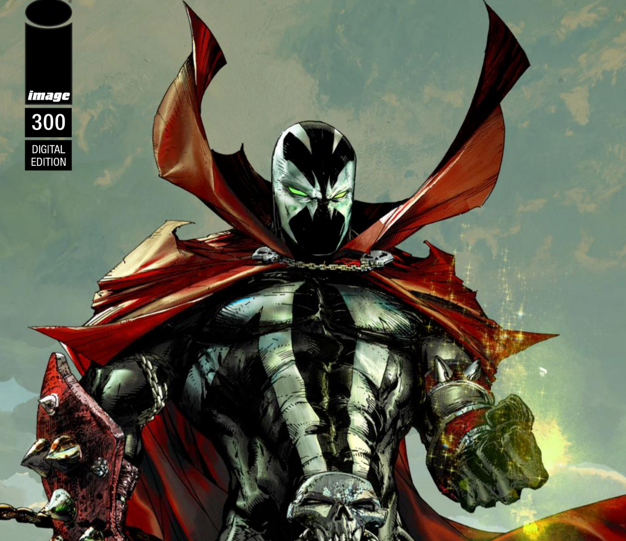 Past, present, and future collide for Spawn/Al Simmons.