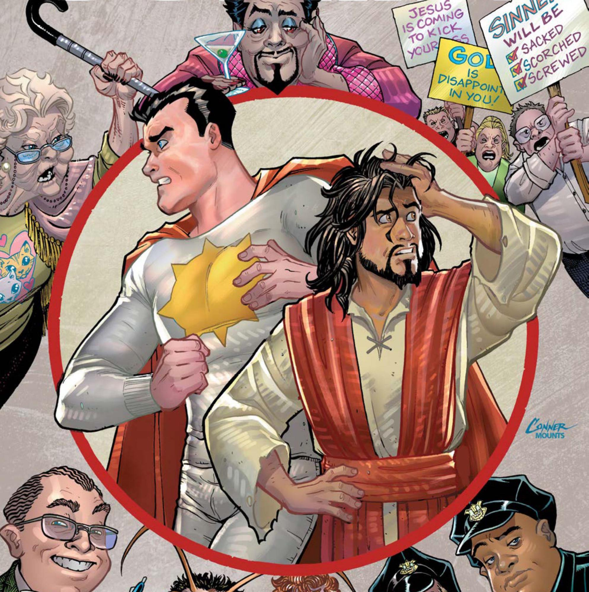 Second Coming #3 Review