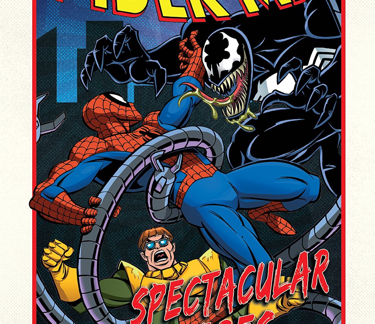 Adventures of Spider-Man: Spectacular Foes Review