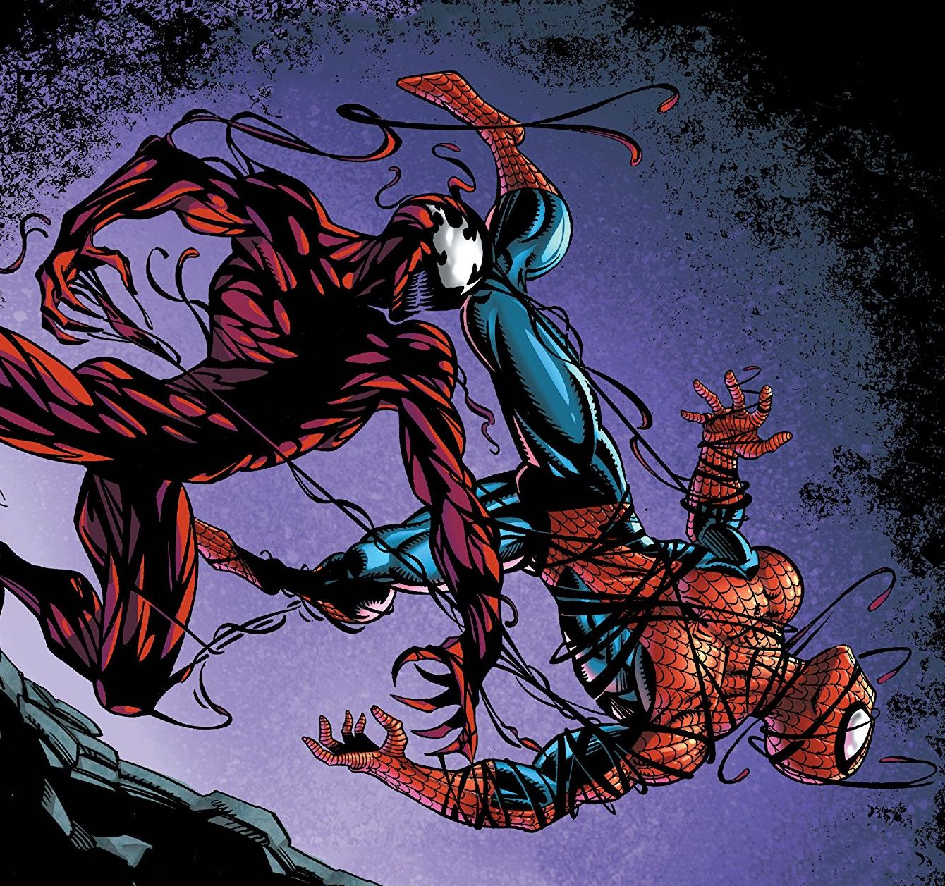 So many folks have hosted Carnage, from Silver Surfer to a Spidey clone!