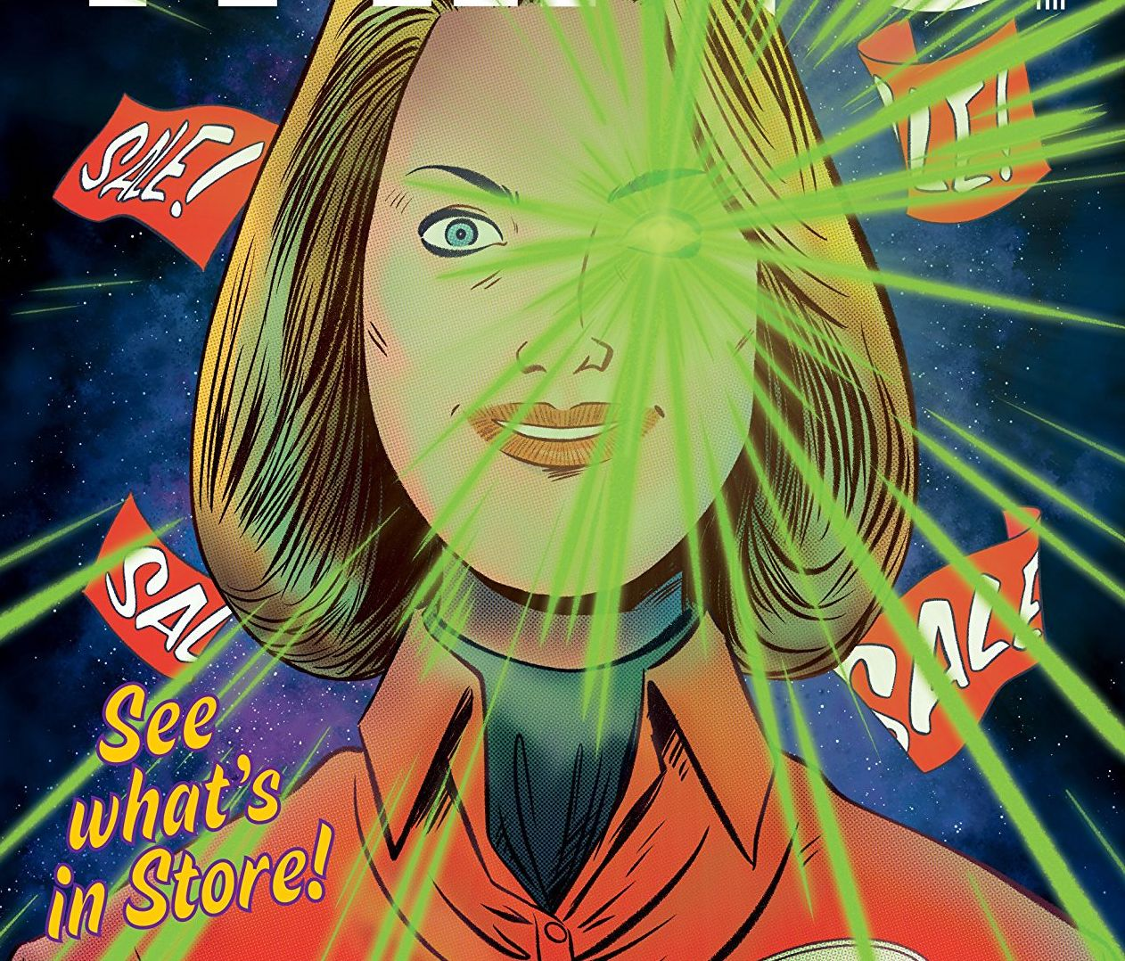 Everything #1 review