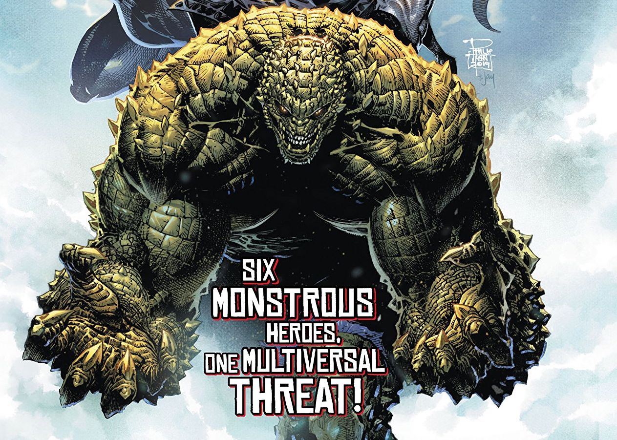 Gotham City Monsters #1 Review