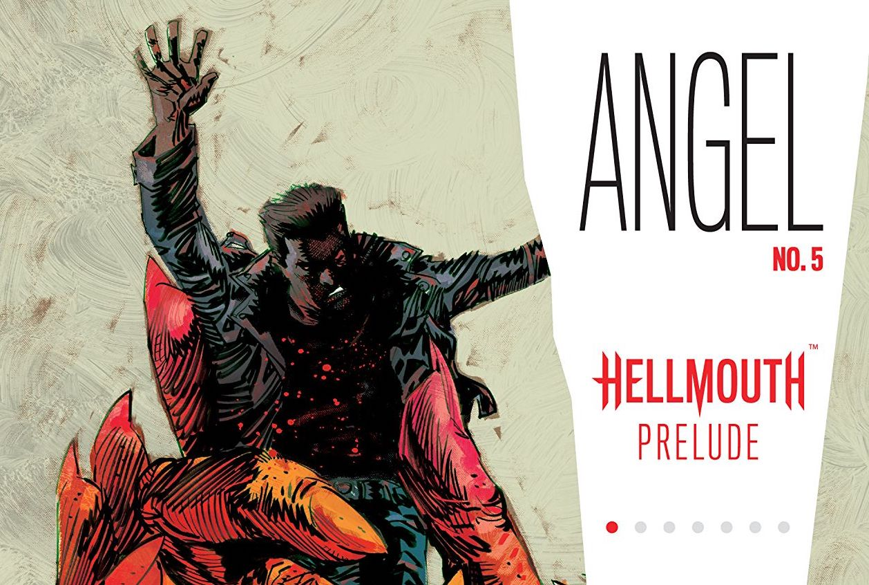 Angel #5 Review
