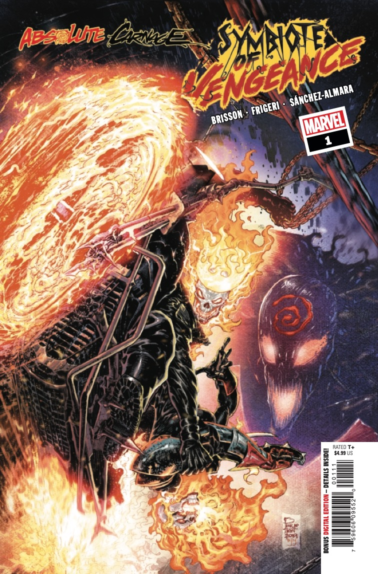 Marvel Preview: Absolute Carnage: Symbiote Of Vengeance #1