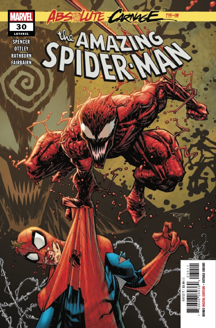 Marvel Preview: Amazing Spider-Man (2018-) #30