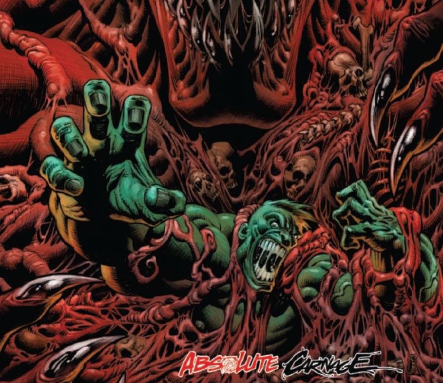 Absolute Carnage: Immortal Hulk #1 Review
