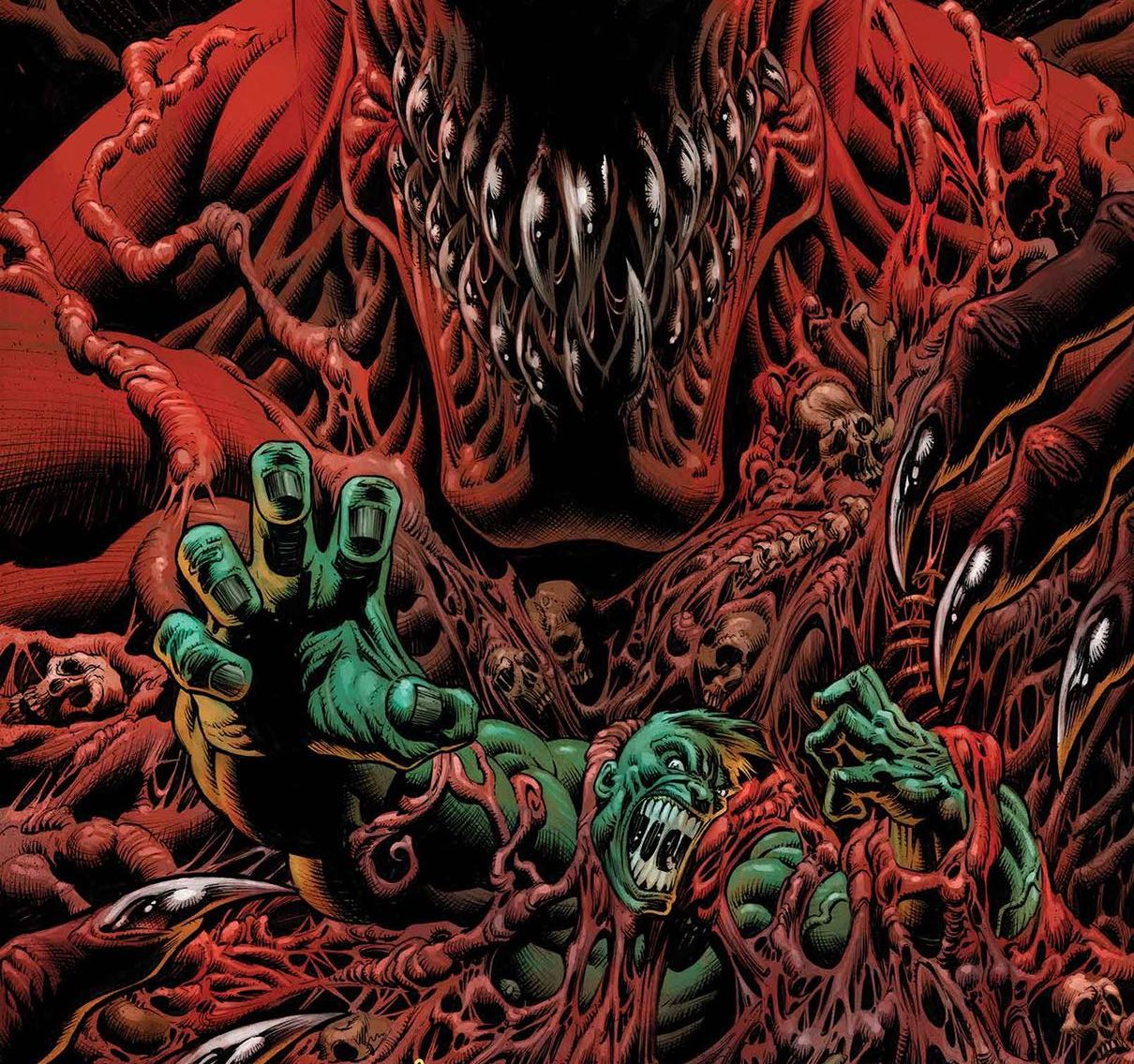 EXCLUSIVE Marvel Preview: Absolute Carnage: Immortal Hulk #1