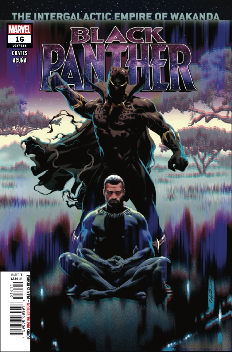 Marvel Preview: Black Panther #16