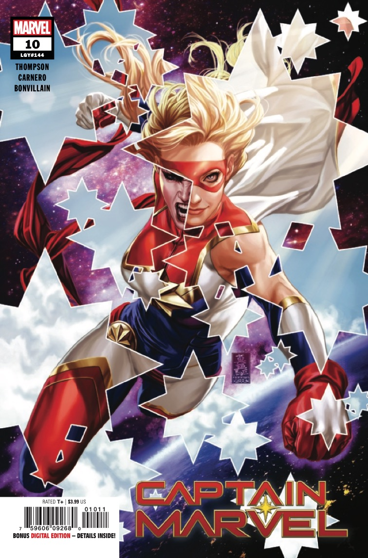 Marvel Preview: Captain Marvel #10