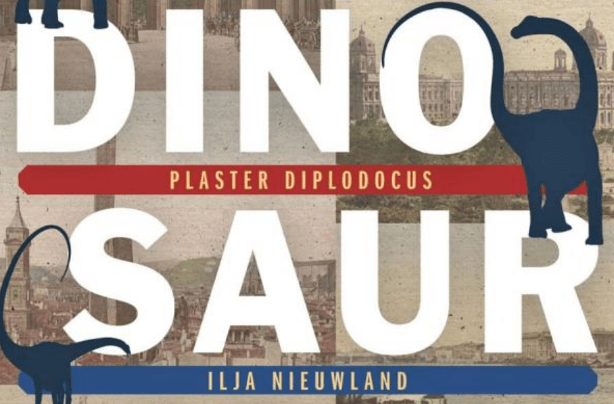 Diplodocus diplomacy? A review of 'American Dinosaur Abroad'