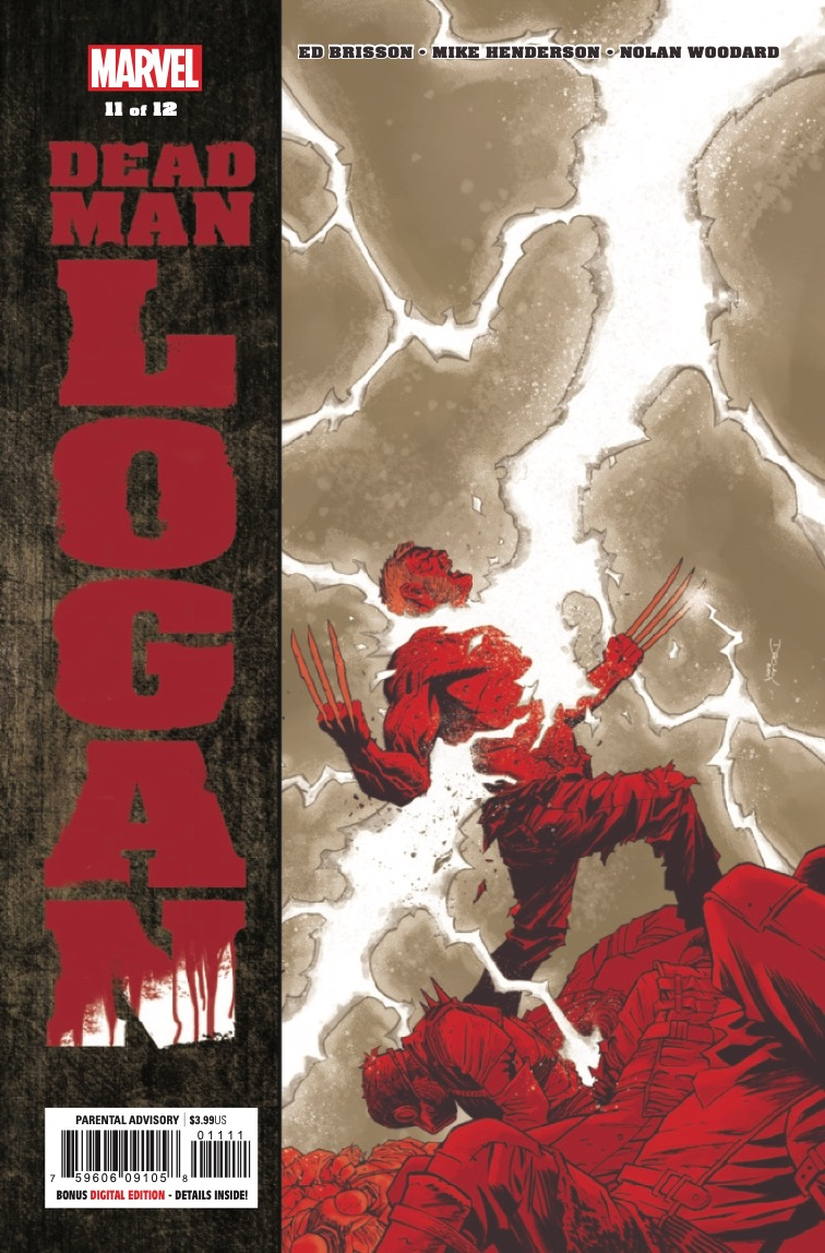 Marvel Preview: Dead Man Logan #11