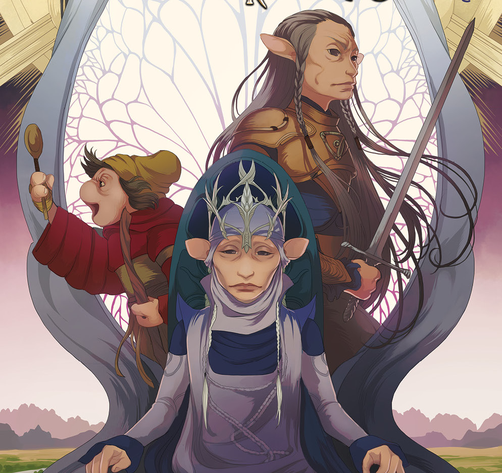 Jim Henson's The Dark Crystal: Age of Resistance #1 Review