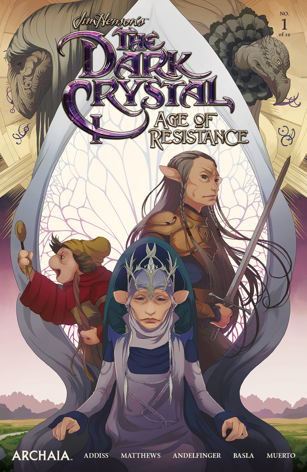 BOOM! Preview: Jim Henson's The Dark Crystal: Age of Resistance #1