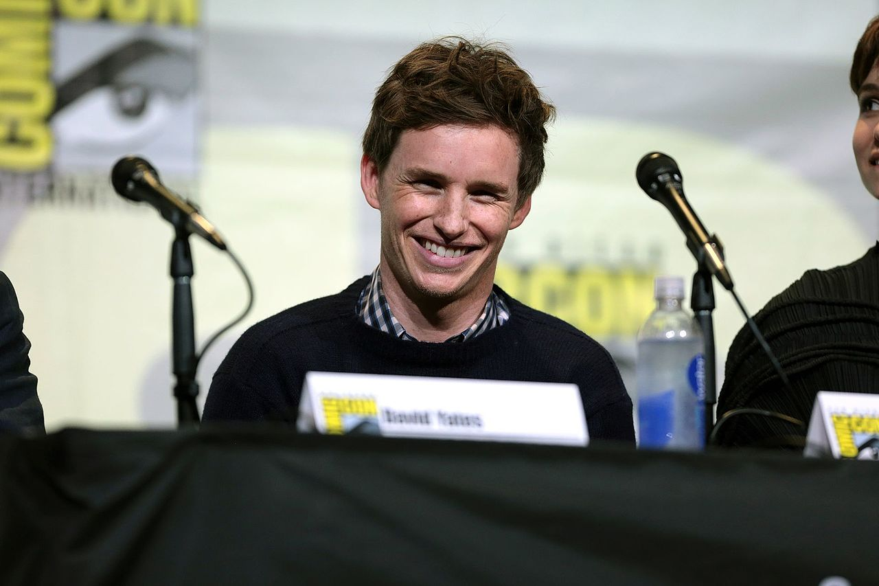 Eddie Redmayne wants to play The Riddler