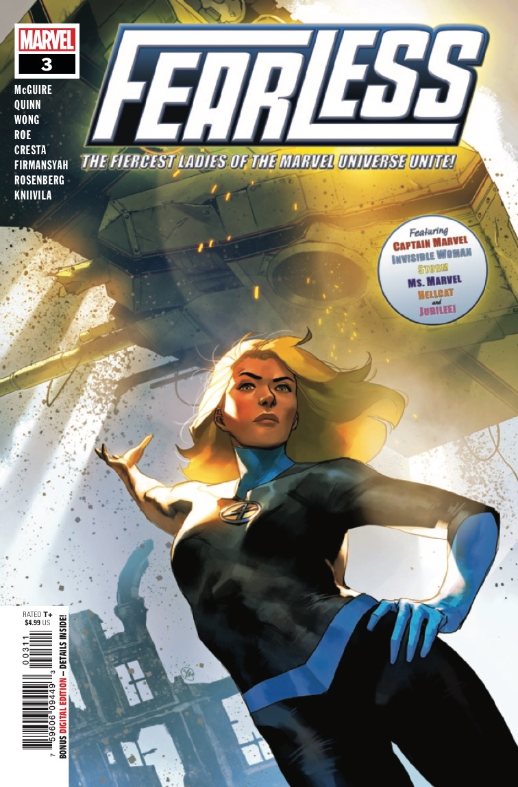 Marvel Preview: Fearless #3