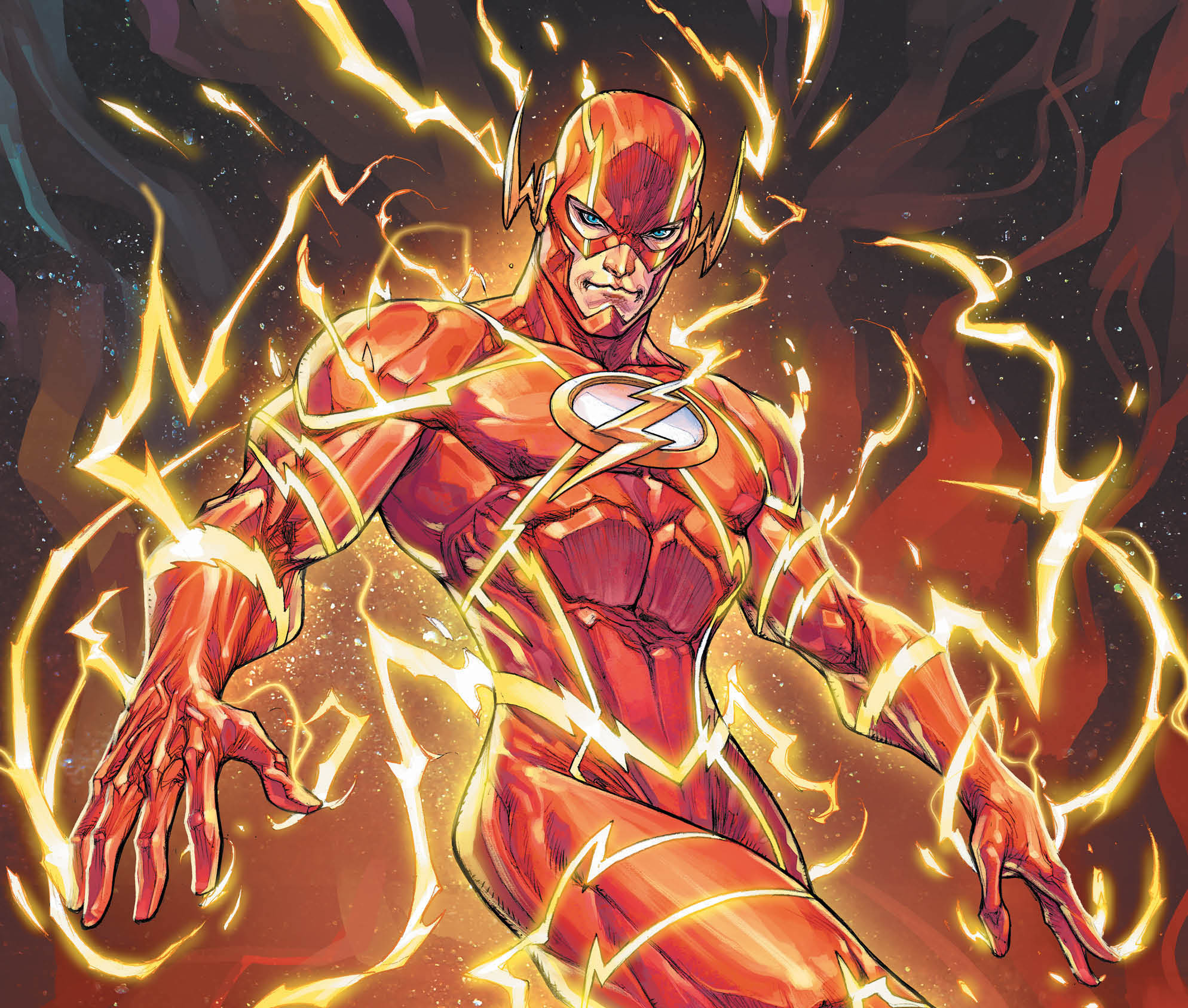 """The Death and the Speed Force"" part 3!"