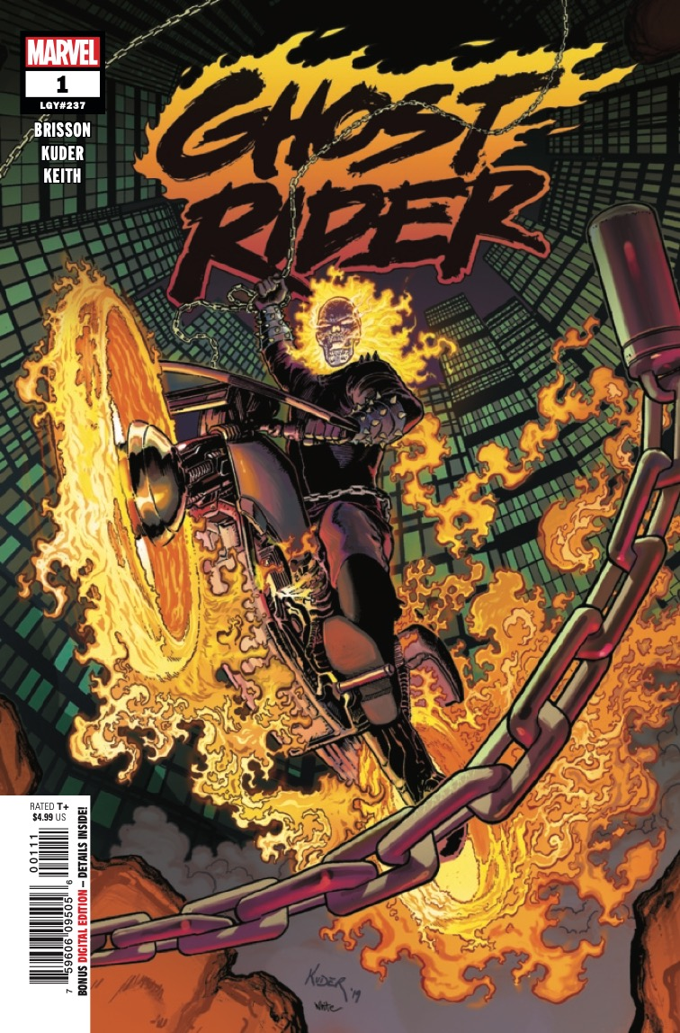 Marvel Preview: Ghost Rider #1