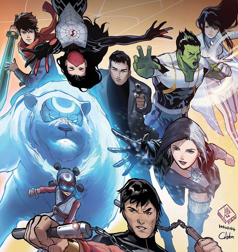 'War of the Realms: New Agents of Atlas' TPB Review