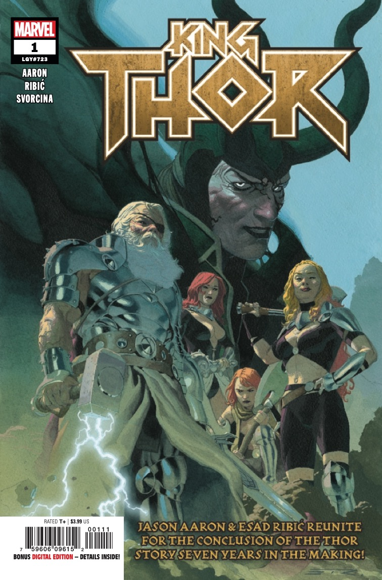 Marvel Preview: King Thor #1