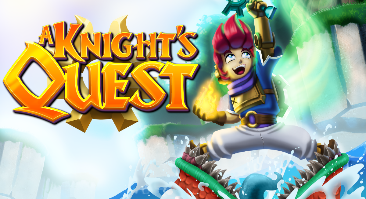 A Knight's Quest brings Zelda-like action to consoles later this year