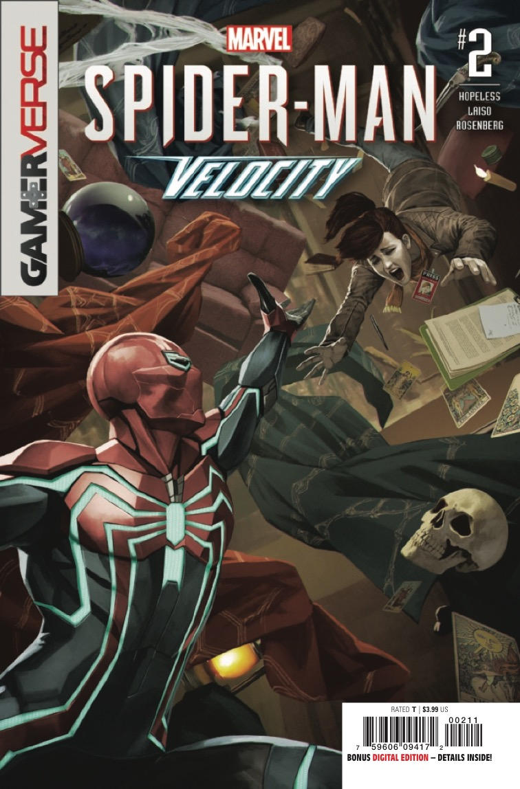 Marvel Preview: Spider-Man: Velocity #2