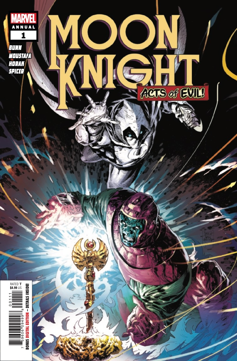 Marvel Preview: Moon Knight Annual #1
