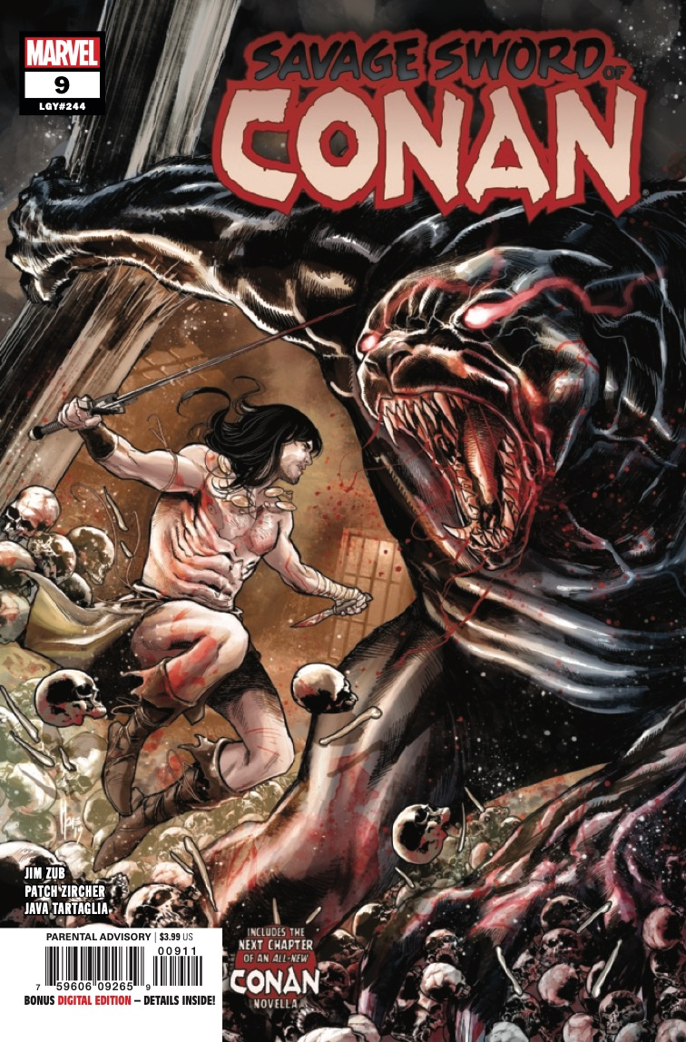Marvel Preview: Savage Sword of Conan #9