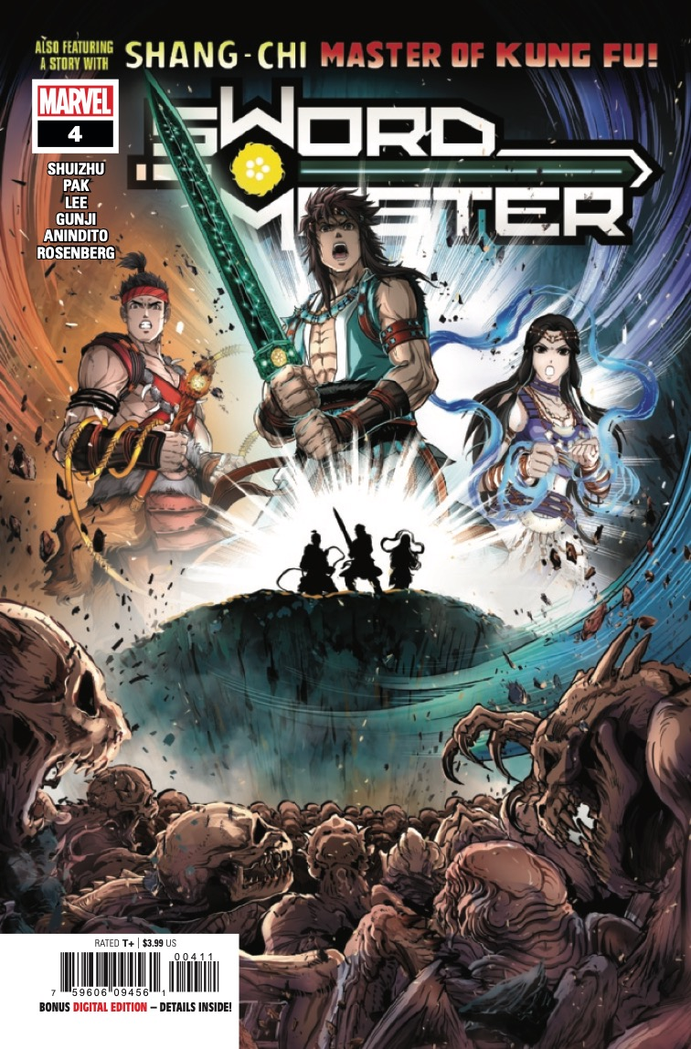 Marvel Preview: Sword Master #4