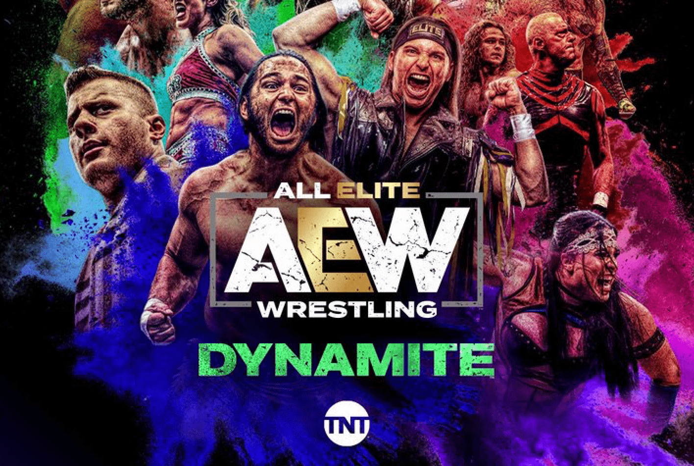 AEW confirms Wednesday TNT show name is DYNAMITE