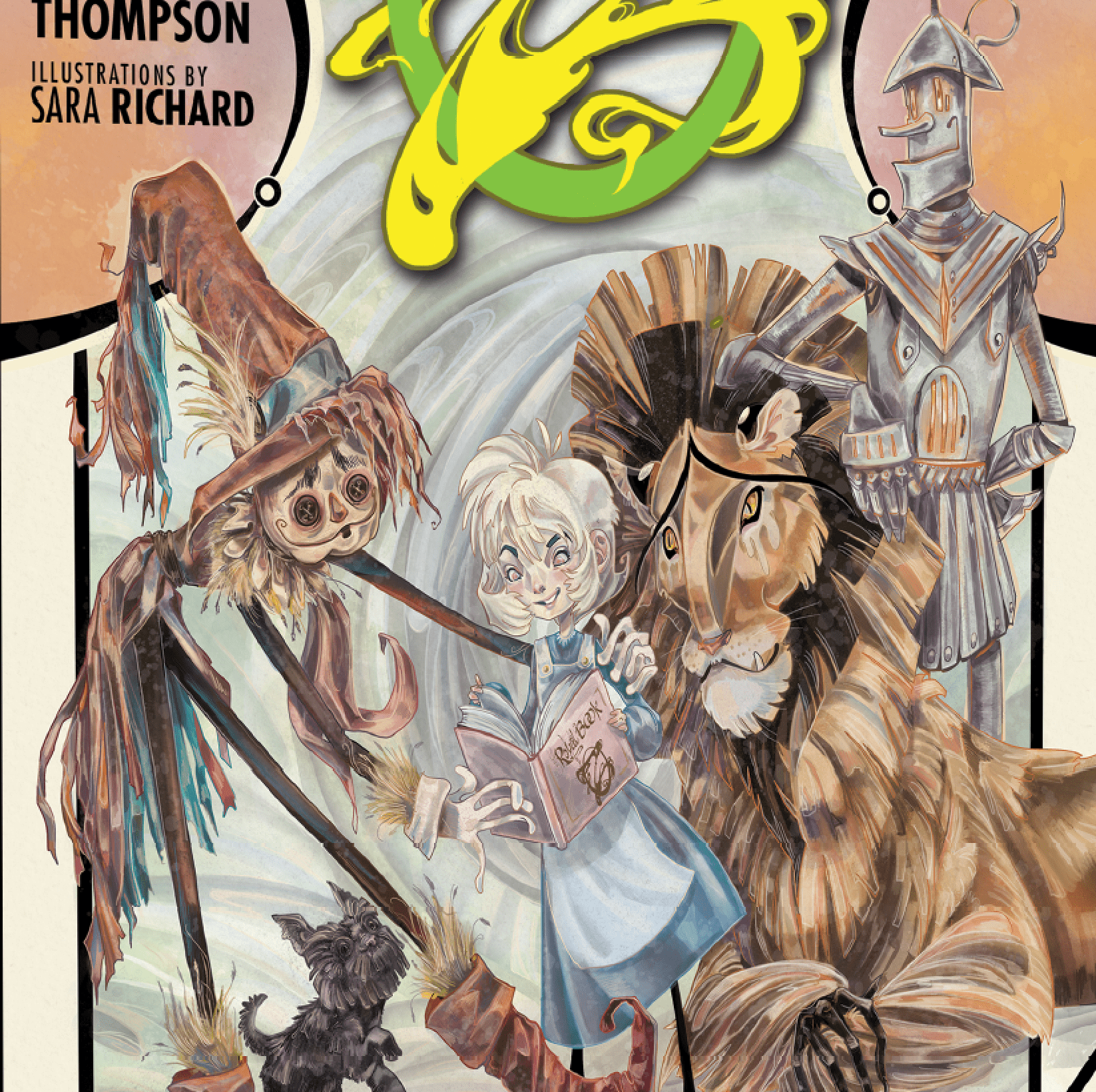 Kickstarter Alert: The Royal Book Of Oz by Ruth Plumly Thompson