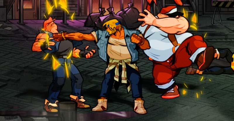 Hands-On: Streets of Rage 4 is bringing back the beat-em-up thrills