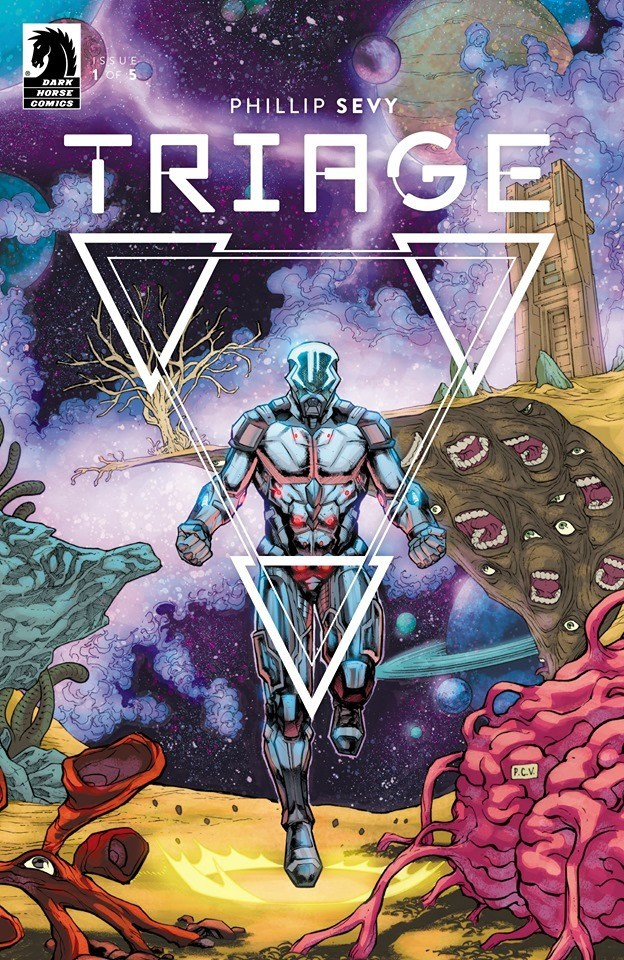 Triage #1 Review: A Bold New Universe