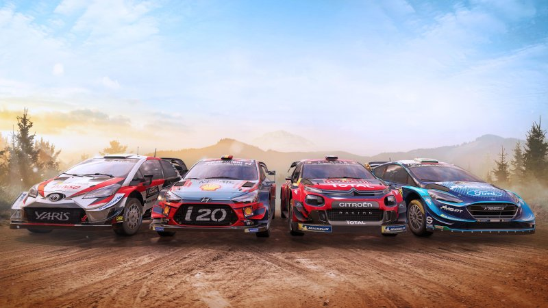 WRC 8 – Xbox One review
