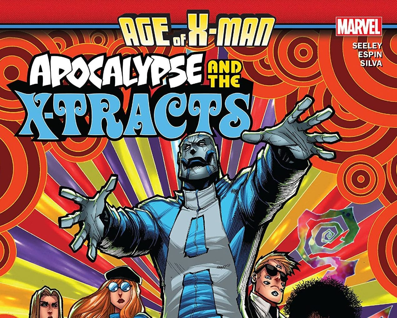 'Apocalypse and the X-Tracts' review -- super groovy or an 'Age of X-Man' buzzkill?
