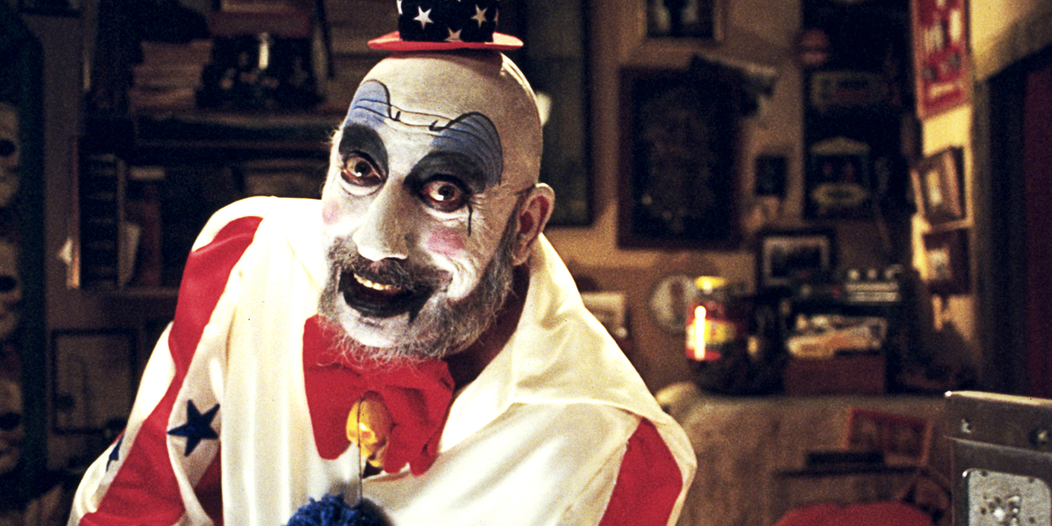 Horror icon Sid Haig, actor from 'House of 1000 Corpses' has died at age 80