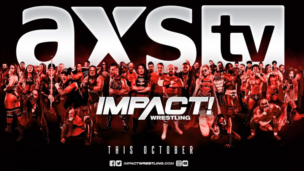 Impact has found a new home starting this October.