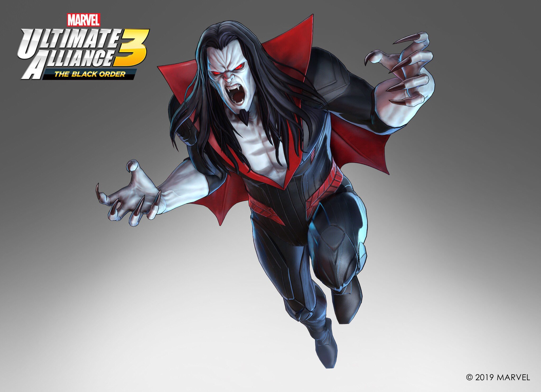 Marvel Ultimate Alliance 3 introduces Blade, Moon Knight, Punisher and Morbius in Curse of the Vampire DLC
