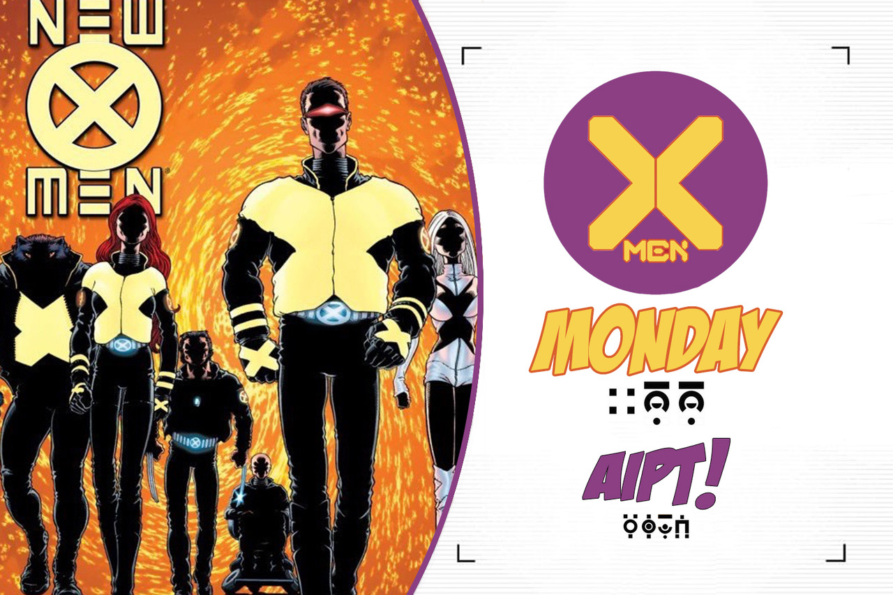 X-Men Monday #28 - Book Club: New X-Men