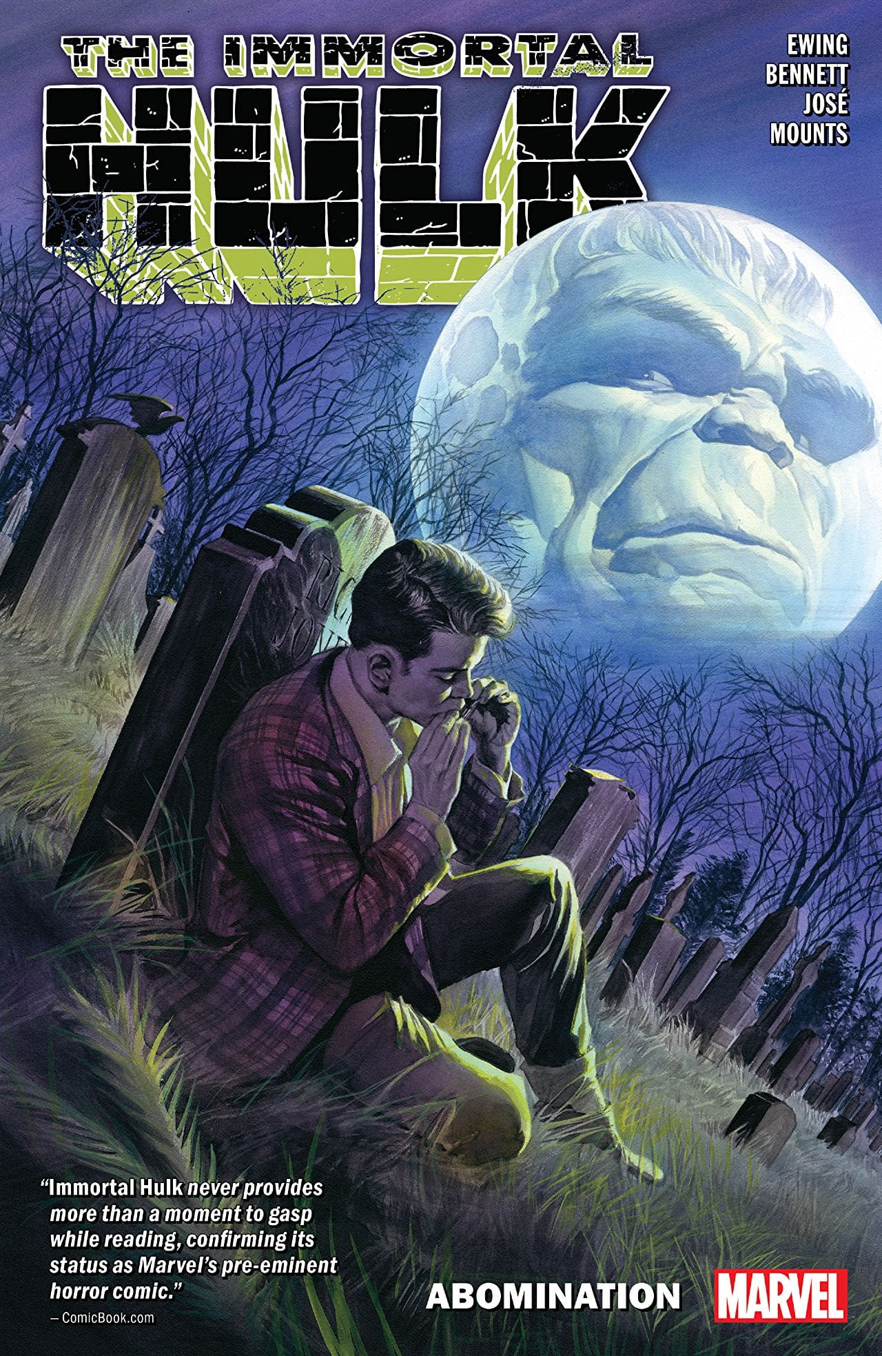 The Immortal Hulk Vol 4 Abomination Review Aipt