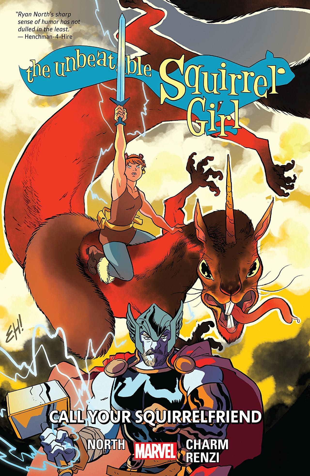 'The Unbeatable Squirrel Girl Vol. 11: Call Your Squirrelfriends' review