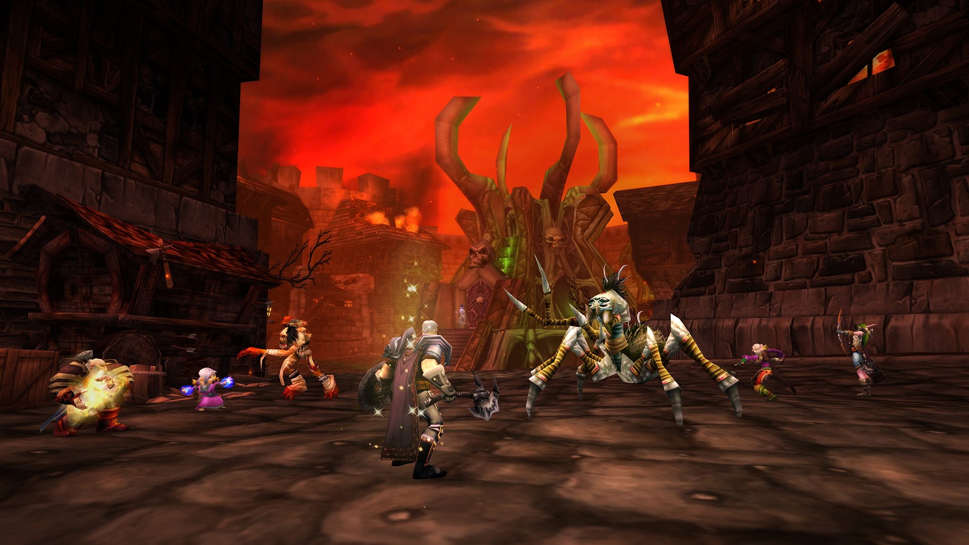 WoW Classic servers down in apparent DDoS attack | AiPT!